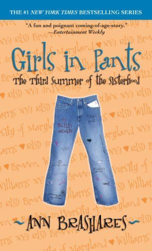 Girls in Pants: The Third Summer of the Sisterhood (The Sisterhood of the Traveling Pants)の詳細を見る