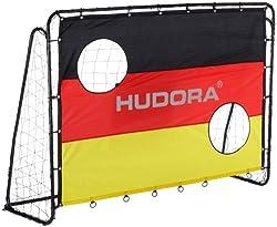 HUDORA Soccer Goal Match D, 213 x 152 x 76 cm - Soccer Goal Garden