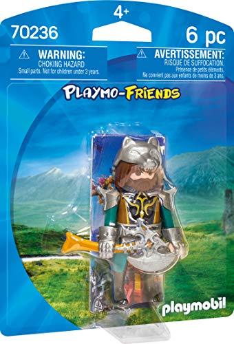 PLAYMOBIL PLAYMO-FRIENDS 70236 Wolfskrieger, ab 4 Jahren