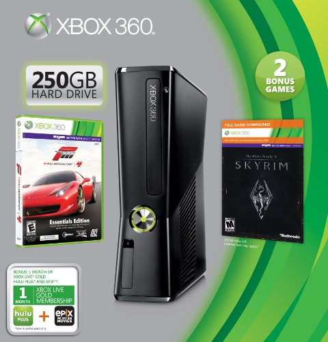 Xbox 360 250GB Holiday Value Bundle