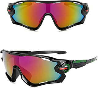 Sports Sunglasses Polarized Glasses for Man Women Cycling Running Fishing Golf