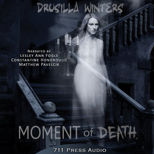 Moment of Death audiobook cover art