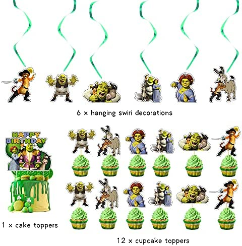 Shrek decorations _image2