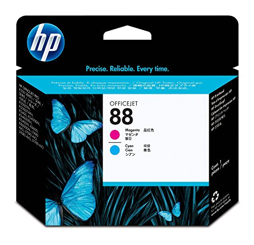 HP 88 Officejet Druckkopf magenta und cyan