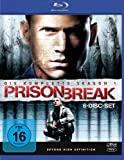 Prison Break - Season 1 [Alemania] [Blu-ray]