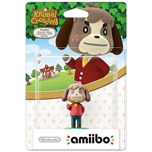 Nintendo - Figura Amiibo Candrés (Digby): Amazon.es: Videojuegos