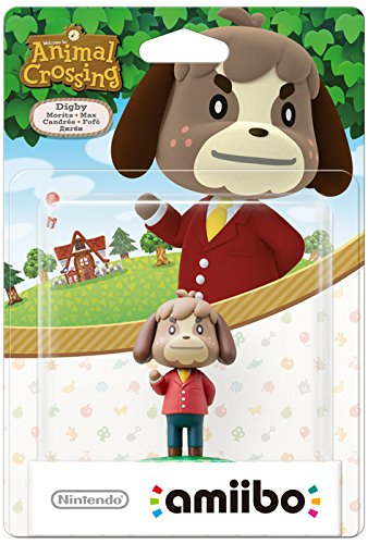 Animal Crossing amiibo: Moritz