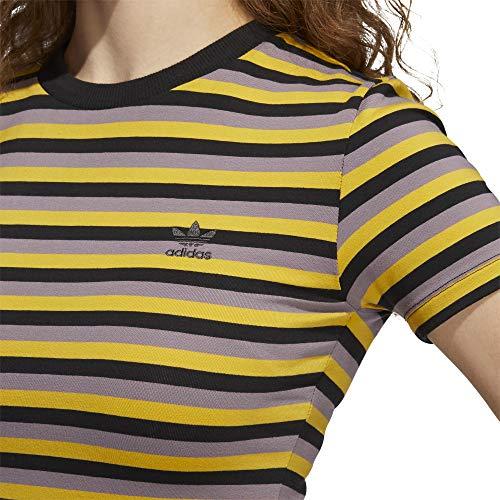 adidas Originals Robe Femme Striped
