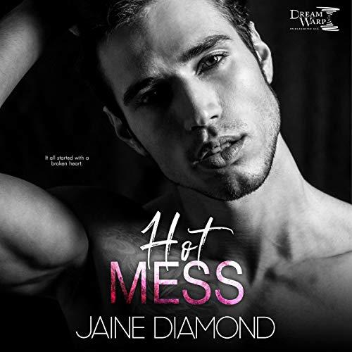 Hot Mess (A Players Rockstar Romance) Audiobook By Jaine Diamond cover art