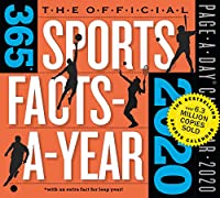 365 Sports Facts-A-Year ページ-A-Day カレンダー 2020 [5.5インチ x 6インチ]