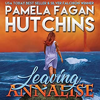 Leaving Annalise (What Doesn't Kill You, #2)     A Katie Romantic Mystery              By:                                                                                                                                 Pamela Fagan Hutchins                               Narrated by:                                                                                                                                 Ashley Ulery                      Length: 10 hrs and 23 mins     58 ratings     Overall 4.2