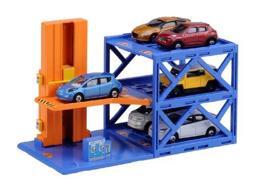 Tomica Ville Lecture Series Charge parking auto st?r?oscopique 6 (japon importation)