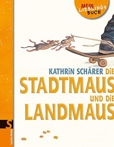 Die Stadtmaus und die Landmaus (Midi-Ausgabe)