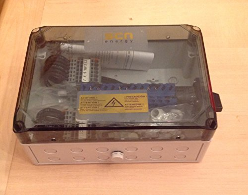 Original Europartner Solar 3MPP DC-Trennschalter 1000V/20A je MPP ! ArtikelNr.: 0-LE100203MPP-0 ! Working on Sunshine !