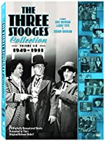 THREE STOOGES COLLECTION 1949-51