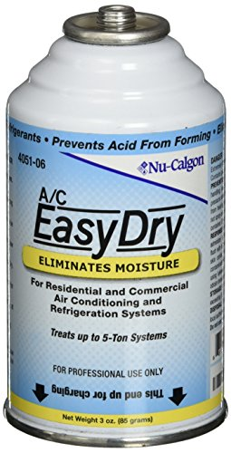 Nu-Calgon 4051-06 Easy Dry, 3 oz, Pressurized Can