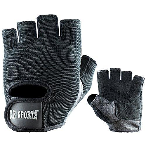 Iron-Handschuh F6 Gr.M - Fitnesshandschuhe, Bodybuilding & Kraftsport Handschuh CP Sports