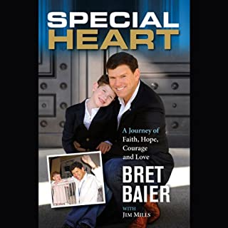 Special Heart audiobook cover art