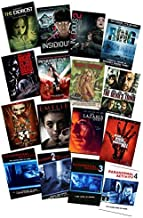 Ultimate Horror 16-Movie DVD Collection: Theatrical Hits - The Exorcist/Insidious 1 & 2/The Ring/Night of the Living Dead/Paranormal Activity 1, 2, 3 & 4/Resident Evil: Apocalypse/Return to House on H