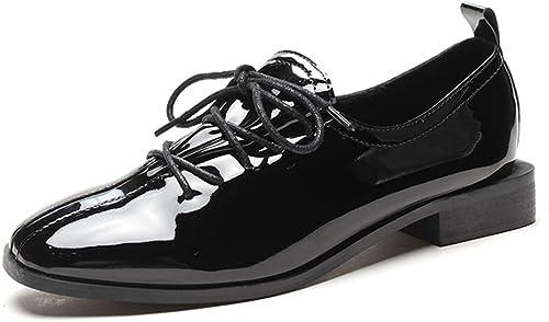 Femmes Femmes Chaussures Plates Décontracté Dentelle Bottes Bottines Chelsea Retro Fashion Outdoor Bottes ImperméAbles  approvisionnement direct des fabricants