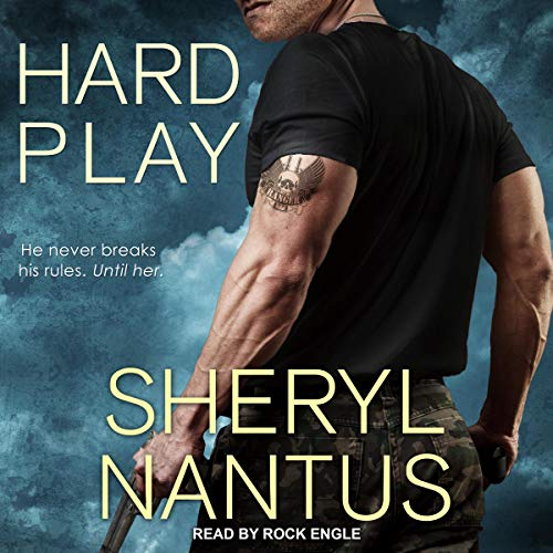 Hard Play audiobook cover art