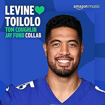 Levine Toilolo Collab TCJF