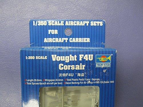 F-4U Corsair 6 Pack 1/350 Trumpeter