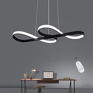 Amazon.es: lamparas de techo modernas para comedor - Amazon ...