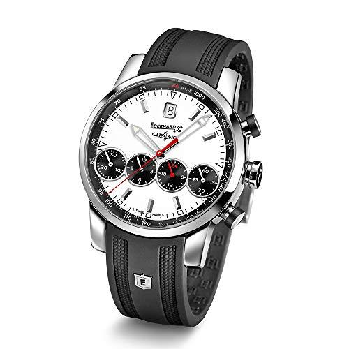 Eberhard Chrono 4 Grande Vita Orologio da uomo Cronografo automatico 31052.6 CU