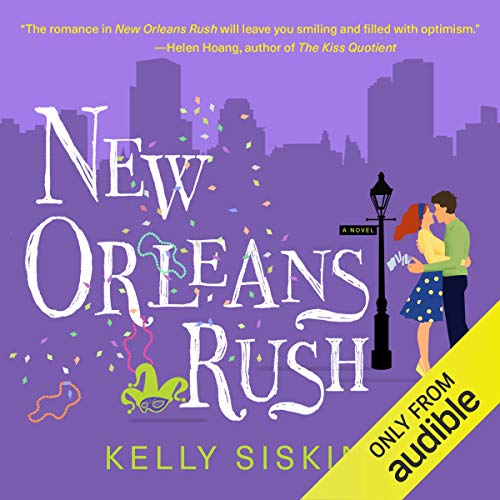 New Orleans Rush  By  cover art