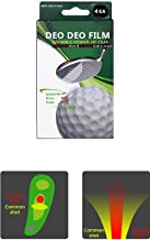 Deo Deo Golf attaching Film, Club Coating for Anti Slice, Anti Hook, Getting Distance