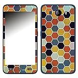 Disagu SF-106606_1206 Design Folie für Phicomm Clue L - Motiv Polygone 03