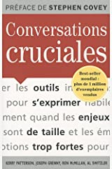 Conversations cruciales (IX.HORS COLLECT) Paperback