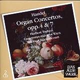 Orgelkonzerte Op.4 & 7 - ikolaus Harnoncourt