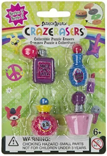CrazErasers Collectible Erasers  Smellin' Sweet (Series 3) by CrazErasers