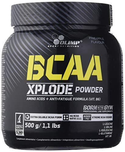 Olimp Nutrition Sport BCAA 20: 1: Xplode Powder, Grapefruit, 500 g