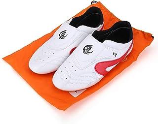 Demeras Unisex Taekwondo Schoenen Boksen Kung Fu Tai Chi Sport Gym Schoenen Voor Kinderen Volwassenen
