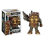 KYYT Funko Bioshock #65 Big Daddy (No Box) Pop! Chibi...