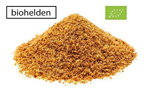 Biohelden - Bio Kokosblütenzucker 1kg 100% Kokos zucker aus Fairem Handel (Fair Trade) - Niedriger glykämischer Ideal für Diabetiker - 1000g