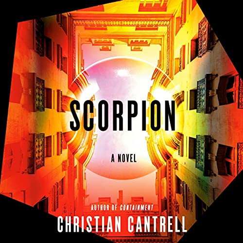 Scorpion Audiobook By Christian Cantrell cover art