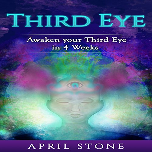 Third Eye Awakening audiobook cover art