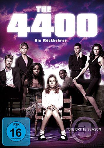 The 4400: Die Rückkehrer - Die dritte Season [4 DVDs]