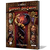 Edge Entertainment-La Llamada de Cthulhu-La Serpiente de Dos Cabezas, Color (EECHCT07)