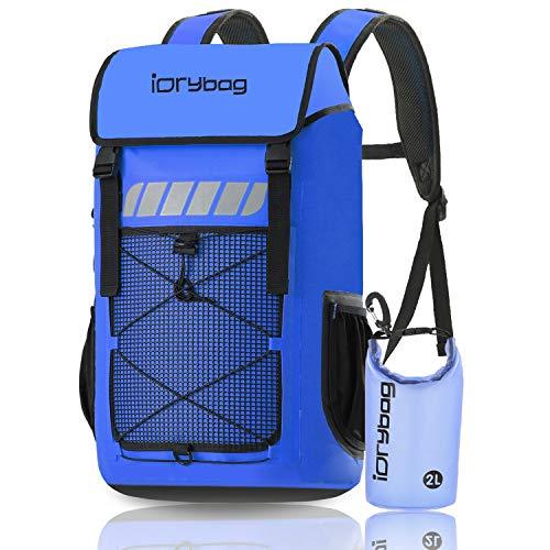 IDRYBAG Roll Top Waterproof Backpack Review