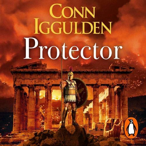 Protector cover art
