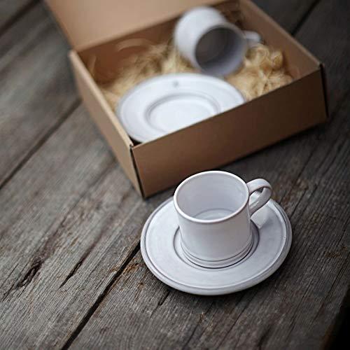 Kameraden Espresso Set aus Keramik