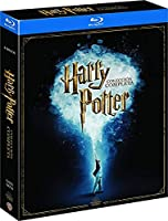 Pack Harry Potter Colección Completa [Blu-ray]