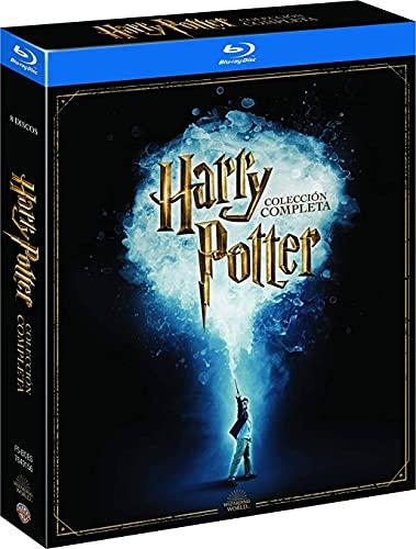 Oferta de Pack Harry Potter Colección Completa [Blu-ray]