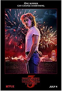 Stranger Things Dacre Montgomery as Billy One Summer Can Change Everthing 8 x 10 Inch Photo