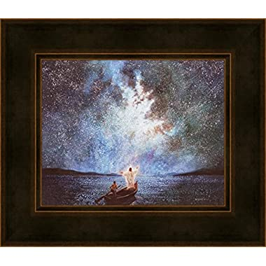 Calm and Stars Open Edition Print 10 X 8 Frame A